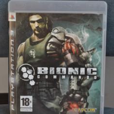 Bionic Commando PS3 - Jocuri PS3 Capcom, Actiune, 16+, Single player