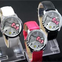 REDUCERE Ceas HelloKitty SUPERB!!-UN CADOU FRUMOS - Ceas dama Hello Kitty, Analog