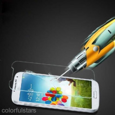 Folie protectie ecran Tempered Glass Samsung Galaxy S4 i9500 i9505 + expediere gratuita Posta - sell by PHONICA