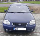 Hyundai Accent, Benzina, Albastru
