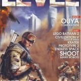 Revista LEVEL iulie-august 2012 fara DVD