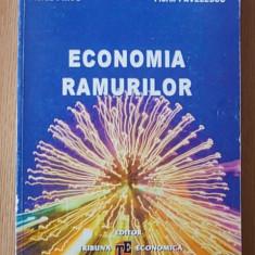 ECONOMIA RAMURILOR- ION PLUMB, FLOREA PARVU - Carte Management