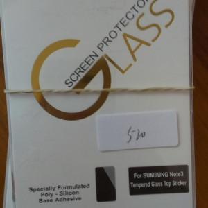 Folie sticla Nokia Lumia 520 super folie temperata si securizata