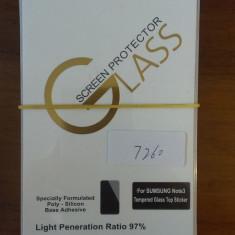 Folie sticla Samsung Galaxy Star Pro S7260 super folie temperata si securizata - Folie de protectie Samsung, Anti zgariere