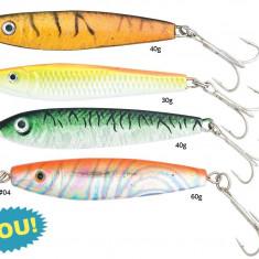 Pilkere (pilker )Baracuda Diferite culori si Greutati: 30g/40g/60g - Vobler pescuit