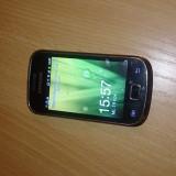 Samsung Galaxy S2 Mini - Telefon mobil Samsung Galaxy Mini 2, Negru, Neblocat