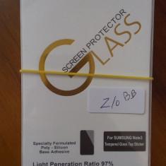 Folie sticla BLACKBERRY Z10 super folie temperata si securizata