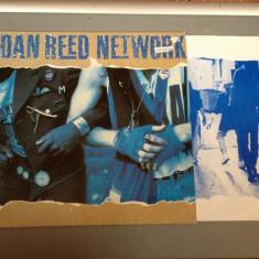 DAN REED NETWORK - FIRST ALBUM(1988/POLYGRAM REC/RFG)- DISC VINIL/PICK-UP/VINYL - Muzica Rock universal records