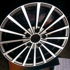 Set Jante INFINY Matrix 15X65 PCD 5X108 Et35 Grey Polished Finishing - Made in France - Janta aliaj Infiny, Numar prezoane: 5