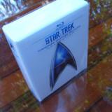 STAR  TREK Collection 7 blu-ray box set