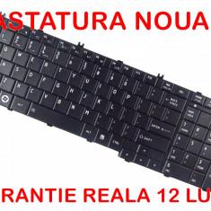 Tastatura laptop Toshiba Satellite C650 C650D C655 C660 C660D C665 C670 C675 L650 L650D L655 L670 L675 L750 L750D L755 L770 L775 NOUA - GARANTIE 12