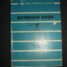 OCTAVIAN GOGA - VERSURI * CELE MAI FRUMOASE POEZII