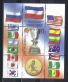 JUGOSLAVIA 1998, Sport - Baschet, serie neuzata, MNH