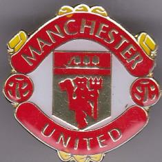 Insigna fotbal - MANCHESTER UNITED (Anglia)