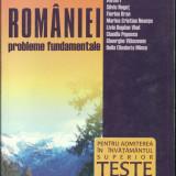 GEOGRAFIA ROMANIEI_TESTE GRILA_ADMITERE LA FACULTATE - Silviu Negut si Florina Bran - Teste admitere facultate