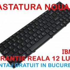 Tastatura Lenovo G580 G585 N580 N585 N586 Z580 Z580AM Z580AF Z585 9Z.N5SSQ.T01