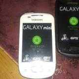 Telefon Mobil Samsung Galaxy Mini / S5570, Alb, Neblocat