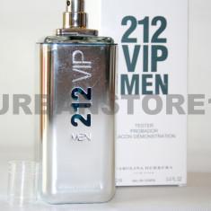 Parfum Tester Carolina Herrera 212 VIP Men + Livrare Gratuita in toata tara ! - Parfum barbati Carolina Herrera, Apa de toaleta, 100 ml, Chypre