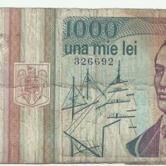 ROMANIA 1000 1.000 LEI 1993 [16] - Bancnota romaneasca
