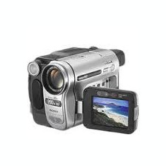 Vand Camera Video Sony Digital 8 DCR-TRV285E!, 2-3 inch, Card Memorie, CCD, 20-30x