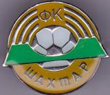 Insigna fotbal - SAHTIOR DONETK (Ucraina)