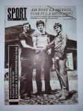 Revista SPORT Nr. 10 / 1973 Articol : Album fotbalistic Sportul Studentesc BOX