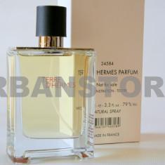 Parfum Tester Hermes Terre D'Hermes + Livrare Gratuita in toata tara ! - Parfum barbati Hermes, Apa de parfum, 100 ml, Lemnos