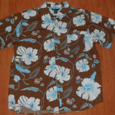 Camasa H&M - Motiv Florar,Flori, De vara. HAWAII