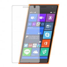 Folie Nokia Lumia 730 Transparenta - Folie de protectie Nokia, Lucioasa