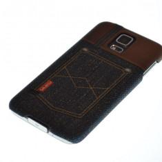 Husa Samsung Galaxy S5 + folie ecran cadou - Husa Telefon Samsung, Plastic, Carcasa
