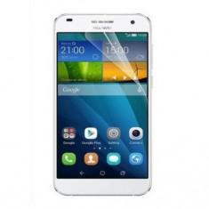 Folie HUAWEI Ascend G7 Transparenta - Folie de protectie Huawei, Lucioasa