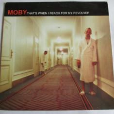 VINIL L.P. ORIGINAL MOBY - Muzica Pop Altele