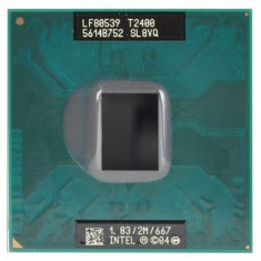 PROCESOR SL8VQ INTEL CORE DUO T2400 1.83GHZ/2MB/667FSB PERFECT FUNCTIONAL