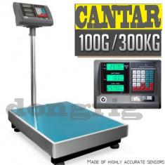 CANTAR ELECTRONIC 300 kg ANGRO - Cantar comercial