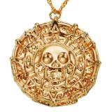 Pandantiv / Lantic / Colier Aztec - Piratii Din Caraibe , Pirates Of Carribean