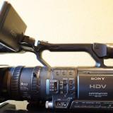 Camera video SONY FX1-E High definition, Intre 3 si 4 inch, Mini DV, CCD, 10-20x
