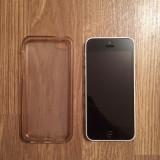 Vand iPhone 5C Apple impecabil, Alb, 16GB, Neblocat