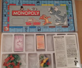 Monopoly TOM si JERRY Limba Romana, 8-10 ani, Unisex
