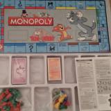 Monopoly TOM si JERRY Limba Romana - Jocuri Logica si inteligenta, 8-10 ani, Unisex