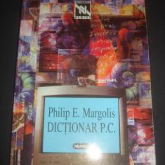 PHILIP E. MARGOLIS - DICTIONAR P.C., Nemira