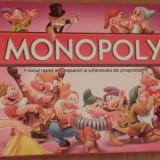 Monopoly Alba ca Zapada si cei 7 pitici Limba Romana - Jocuri Logica si inteligenta, 8-10 ani, Unisex