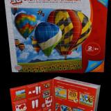 Puzzle 3D din carton - Baloane - pret redus!