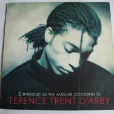 VINIL L.P. ORIGINAL TERENCE TRENT D'ARBY - Muzica Pop Altele