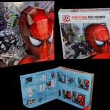 Puzzle 3D din carton – Spiderman - pret redus!