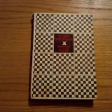 FLORIN GHEORGHIU -- Partide Alese -- 1980, 222 p. - Carte sport