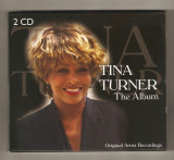 TINA TURNER  - pachet 2 CD / original., deutsche harmonia mundi