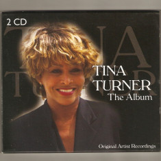 TINA TURNER - pachet 2 CD / original. - Muzica Blues deutsche harmonia mundi