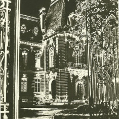 Carte postala CRAIOVA - Muzeul de arta - Carte Postala Oltenia dupa 1918, Necirculata, Fotografie