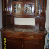 Dulap/bufet antic, Comode si bufete, Renastere, 1900 - 1949