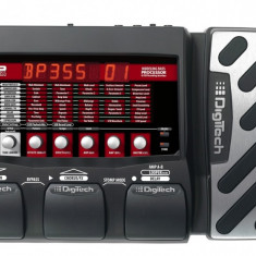 DigiTech BP-355 Bass Multi-Effects Processor - Efect Chitara